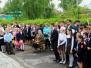 В день Славянской письменности и культуры в школе состоялась битва хоров