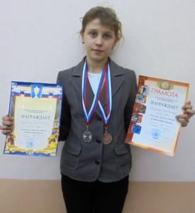 Призы Деда Мороза юным спортсменам МБОУ «СОШ №6»