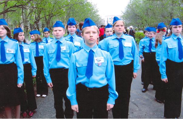Сайт отряда юных космонавтов
