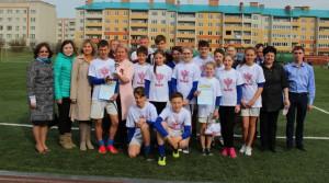 Первая республиканская спартакиада школьных спортивных клубов прошла в г. Шумерля