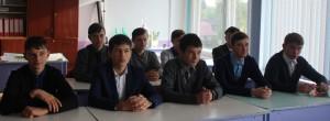Встреча с работниками ФСБ