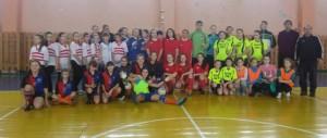 2 место среди девочек  в республиканском финальном этапе общероссийского проекта «Мини-футбол в школы»