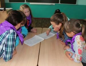 Лидеры ДОО «Икары» подвели итоги уходящего учебного года
