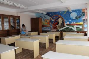Плановая подготовка школы № 6 к новому учебному году