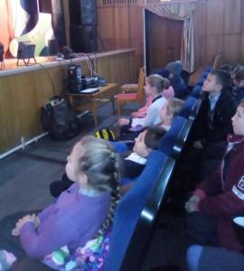 Учащиеся МБОУ «СОШ №6» побывали на спектакле Чувашского академического драматического театра  имени К.В. Иванова