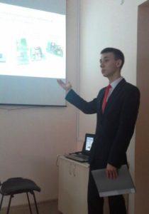 Учащийся 11 класса МБОУ «СОШ №6» Судюков Павел – победитель конкурса творческих и научных работ «Электроника 4.0»