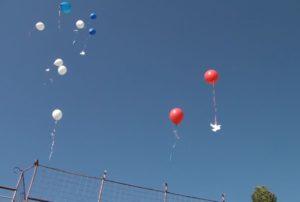в День памяти и скорби в пришкольном оздоровительном лагере «Дружба» прошла торжественная линейка «Мы помним, мы скорбим»