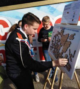 Обучающиеся МБОУ «СОШ №6» стали участниками первого открытого чемпионата по сборке СПИЛС-карт Российской Федерации и Чувашской Республики