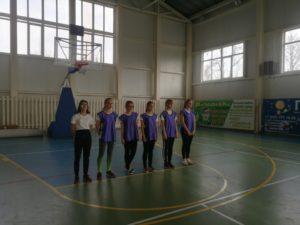 Чемпионата школьной баскетбольной лиги «КЭС-Баскет»