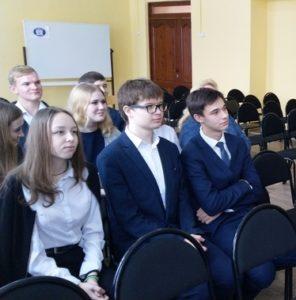 Обучающиеся 10 класса активные участники  всероссийской образовательной акции «Урок цифры»