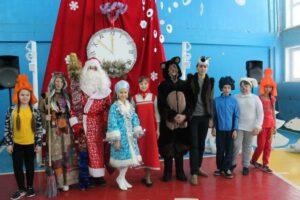 Новогоднее  представление для учащихся начальных классов