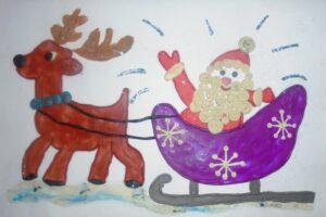 «Волшебная пора новогодней сказки…»