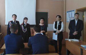 Кадеты 8 класса стали призерами в  конкурсе бизнес-проектов «Я-предприниматель»