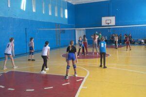 Результативная встреча по волейболу