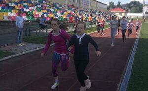 Призеры легкоатлетических соревнований «Шиповка юных»