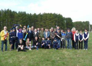 Юные космонавты отряда «Кондор» им.В.А. Соловьева, приняли участие в региональном этапе российского чемпионата проекта «Воздушно-инженерная школа»