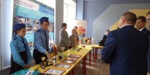 Юные космонавты стали  участниками городской августовской педагогической конференции
