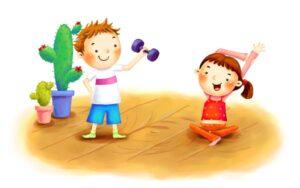 Здоровье детей в осенний период