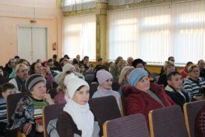 В МБОУ «СОШ№6» состоялось родительское собрание «Профилактика гриппа и ОРВИ»