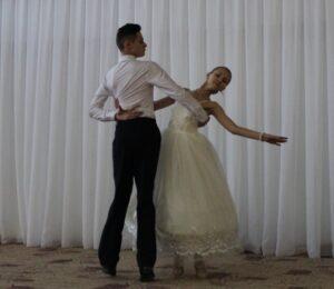 26 ноября на базе МБОУ «СОШ №6» прошёл зональный этап XIII Республиканского конкурса бального танца кадет «Георгиевский бал»