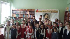 Участие в городском конкурсе чтецов «Подснежник чувашской поэзии»