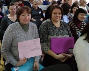 Участие в установочном семинаре-практикуме проекта «PRO-здоровье»