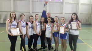 Поздравляем победителей муниципального этапа Чемпионата «Школьная волейбольная лига» среди школьных команд города Шумерля
