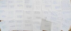 Ученики начальной школы МБОУ «СОШ №6» написали «Письмо в будущее»