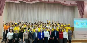 PRO –здоровье. Зональный установочный семинар для лидеров и активистов волонтерских команд здоровья.