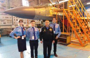 Юные космонавты на третьем этапе Всероссийского конкурса «Спутник»!